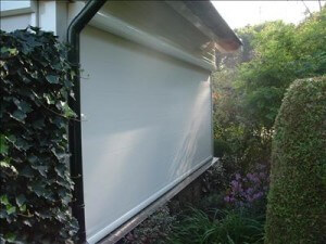 Lumenguard screen ( 450 cm. breed ),Kozakkenweg,Gorssel.